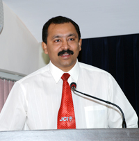 Mr. Manoj Patil - CEO, Sigma Plus Training Goa